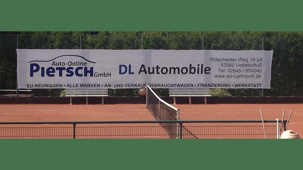 Tennisblende 12x2 m weiss Sportpark Windhagen-min