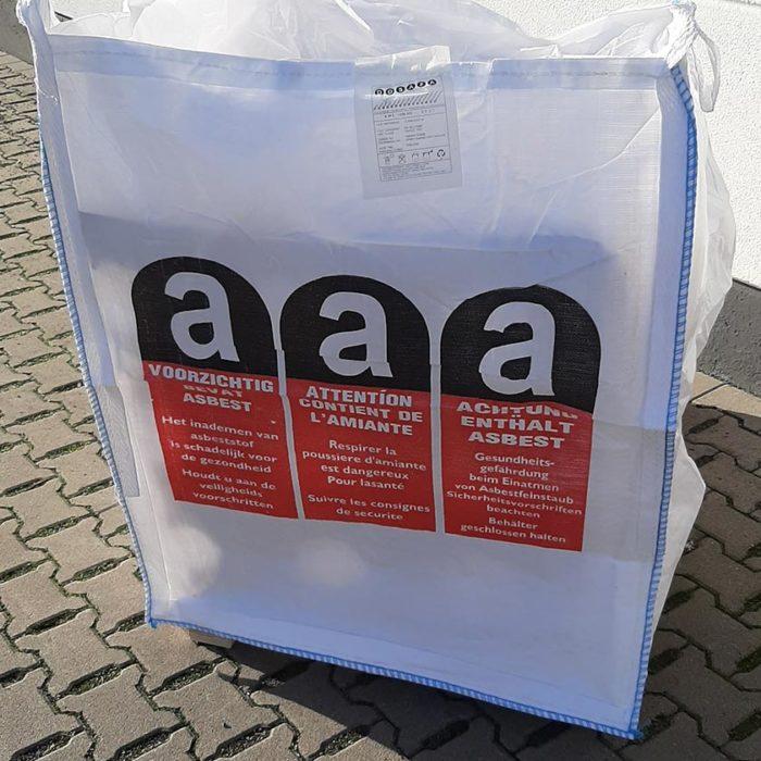 Asbestos Big Bags
