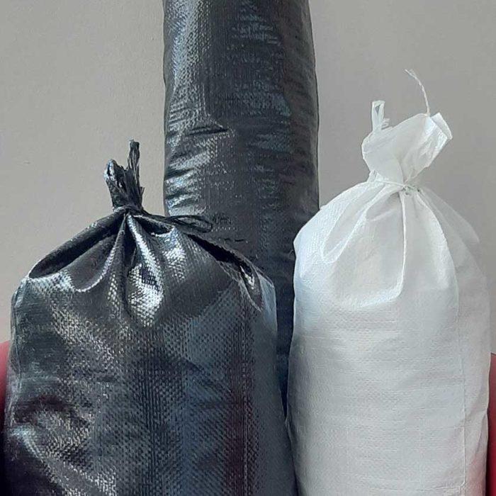 Polypropylen / PP-Gewebesäcke