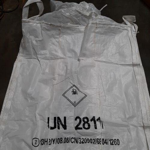 UN-Gefahrgut und Spezial Bergungs – Big Bags